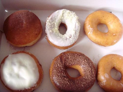 Half Dozen Doughnuts