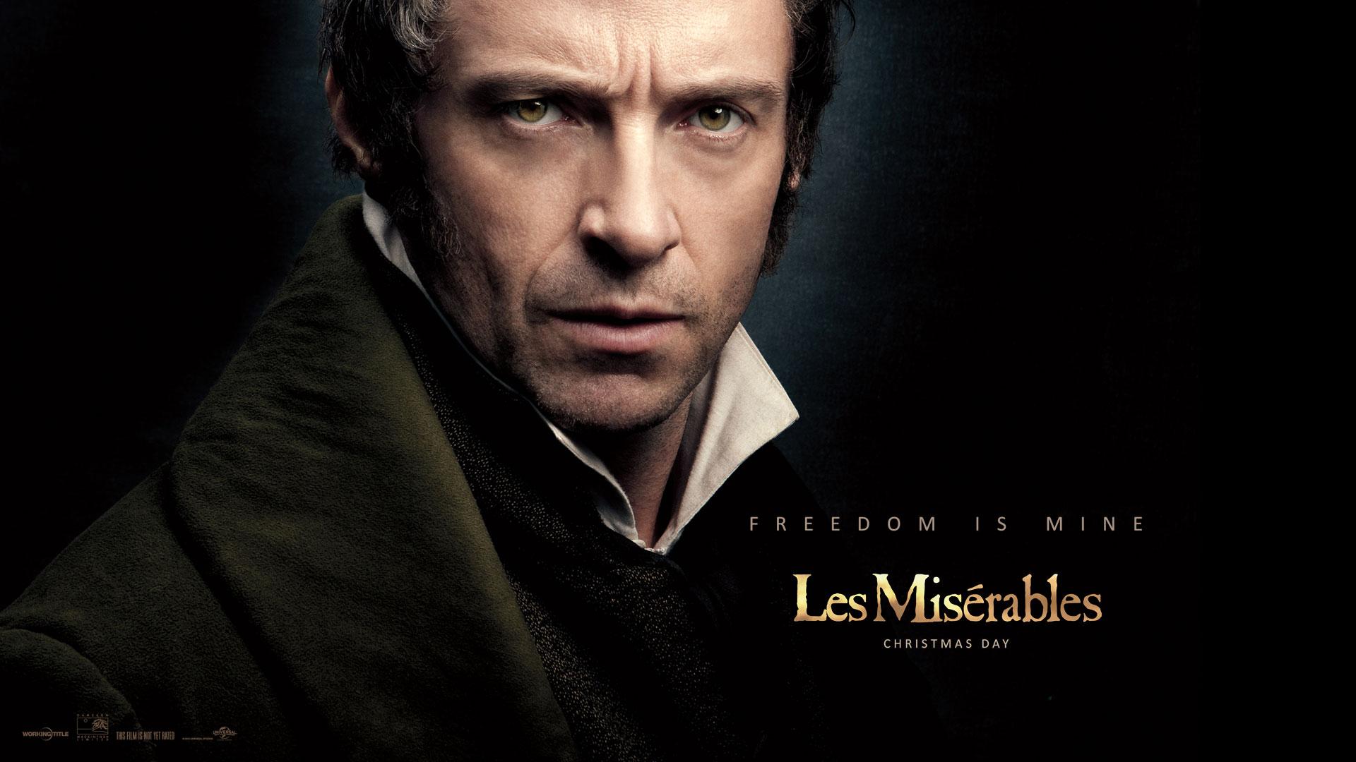 Les Miserables Jackman