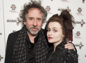 Tim Burton Helena Bonham Carter