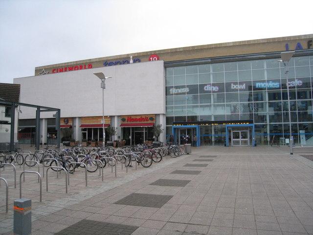 Cineworld Cambridge